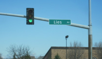 road of lies