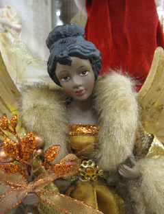 christmas angel tree topper really?