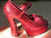 platform ruby slippers