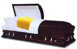 twinkie in coffin