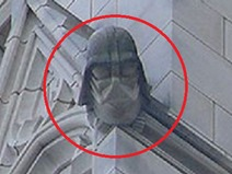 national cathedral darth vader