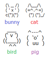 Update Just Made Some More Keyboard Animals You Want